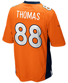 Nike Men's Demaryius Thomas Denver Broncos Game Jersey