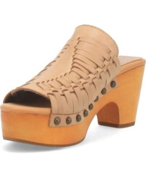 Women's Dreamweaver Leather Platform Sandal Women's Shoes