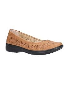 Women's Tex Comfort Flats