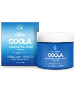 Full Spectrum 360º Refreshing Water Cream Organic Sunscreen Spf 50