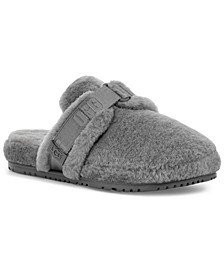 Men's Fluff It Slippers