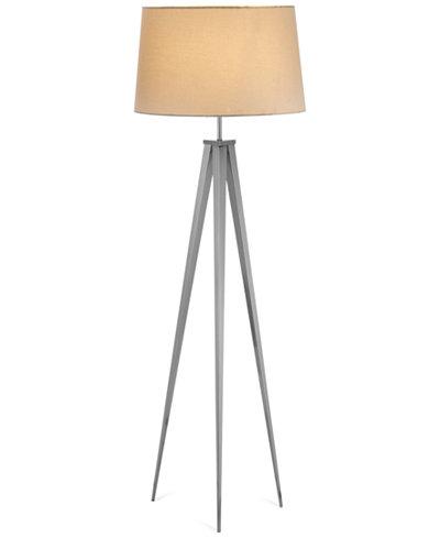 Adesso Producer Tripod Floor Lamp