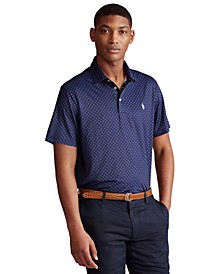 Men's Big & Tall Classic-Fit Performance Polo Shirt