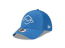 Detroit Lions Logo Elements Collection Neo 39THIRTY Cap