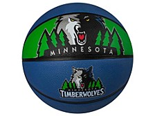 Minnesota Timberwolves Courtside Ball
