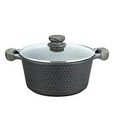 4.5-Qt. Cast Aluminum Covered Casserole Dish