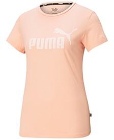 Essential Cotton Logo T-Shirt