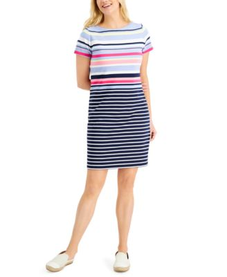 Reese Stripe Dress, Created for Macy's