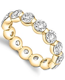Diamond Round Eternity Band 2 3/4 ct. t.w. in 14k White or Yellow Gold