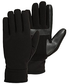 Men's Lined Water Repellent Tech Stretch Glove