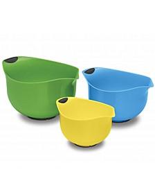 Mixing Bowls, Set of 3