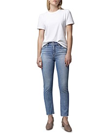 Harlow Ankle High-Rise Pants