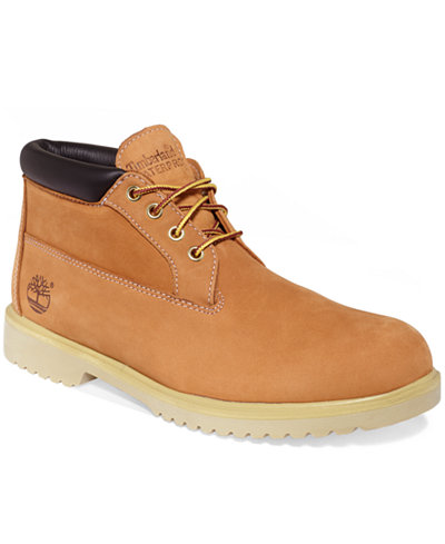 Timberland Men's Postal Waterproof Chukkas