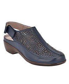 Women's Dawn Slingback Heel Clogs