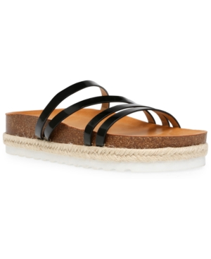 Carlee Strappy Footbed Sandals Women's Shoes