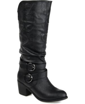 Women's Wide Calf Late Boot Women's Shoes