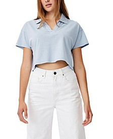 Women's Ryan Shorts Sleeve Polo T-Shirt