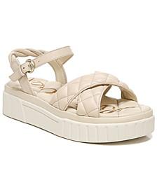 Women's Gavril Braided Crisscross Sandals