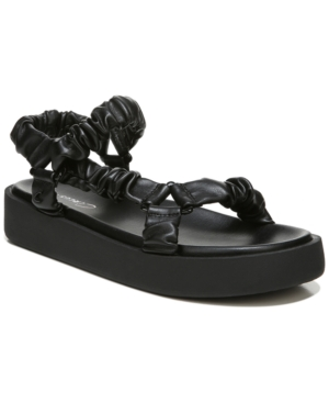 Circus By Sam Edelman CIRCUS BY SAM EDELMAN WOMEN'S HARLENE RUCHED-STRAP SPORTY SANDALS WOMEN'S SHOES
