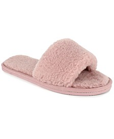 Women's Carmen Shearling Slippers