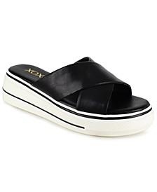 Women's Oleen Slip on Sandals