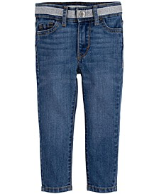 Little Girls 720 High Rise Super Skinny Jeans