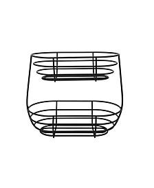 Diversified Euro 2-Tier Basket Server Bowl