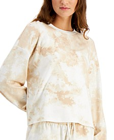 Tie-Dyed Pullover Sweatshirt, Created for Macy's