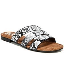 Women's Briella Strappy Slide Sandals