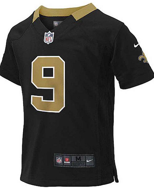 Nike Toddlers  Drew Brees New Orleans Saints Jersey - Sports Fan ... f04ef8601