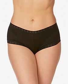 Women's Dream Lace-Trim Boyshort Underwear