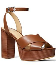 Odette Platform Sandals