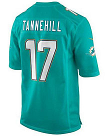 Nike Kids' Ryan Tannehill Miami Dolphins Game Jersey, Big Boys (8-20)