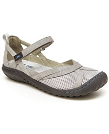 Women's Marina Casual Mary Jane Flats