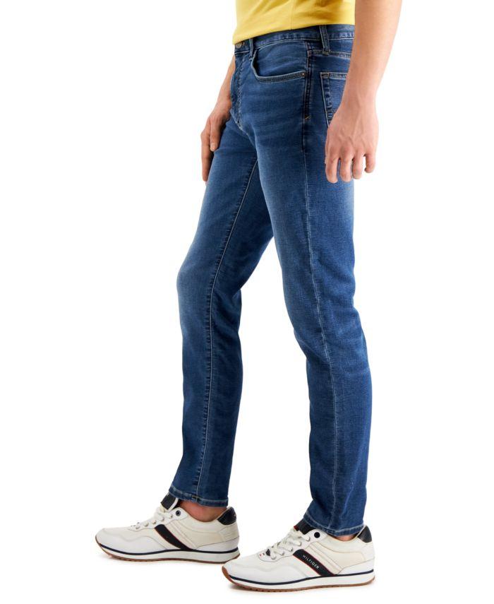 Tommy Hilfiger Tommy Hilfiger Men's Slim-Fit Archie Knit Stretch Jeans & Reviews - Jeans - Men - Macy's