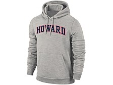 Howard University Men's Arch Screenprint Hooded Sweatshirt