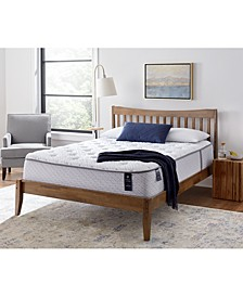 "Indigo 12.5"" Plush Mattress- Queen"