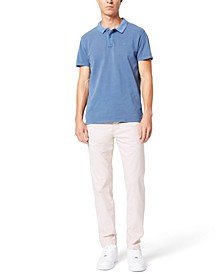Men's Alpha Tapered-Fit Smart 360 Lite Stretch Chino Pants