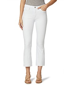 Barbara Cropped Bootcut Jeans