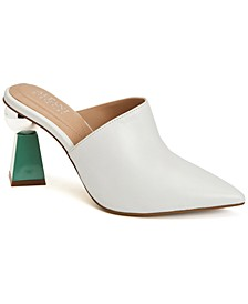 Women's Step N' Flex Junnee Mules, Created for Macy's