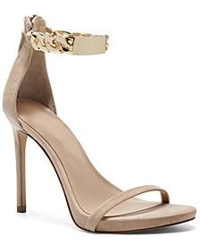 Aminah Abdul Jillil for INC Nura Chain Heels, Created for Macy's