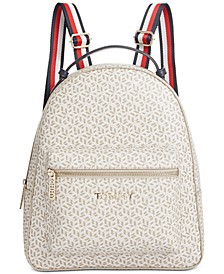 Iconic Tommy Monogram Backpack