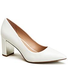 Women's Step N' Flex Jensonn Block-Heel Pumps, Created for Macy's