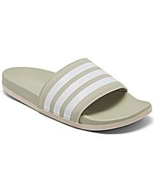 Women's Adilette Comfort Slide Sandals from Finish Line