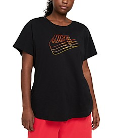 Sportswear Plus Size Women's Essential T-Shirt