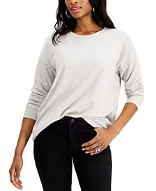 Classic Crewneck Sweatshirt, Created for Macy's