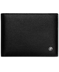 Montblanc Men's Black Leather Westside Wallet 38036