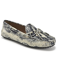 Women's Boater Driving Style Loafer