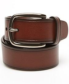 Men's Triple-Stitch Casual Belt