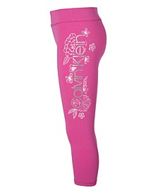 Big Girls Capri Leggings